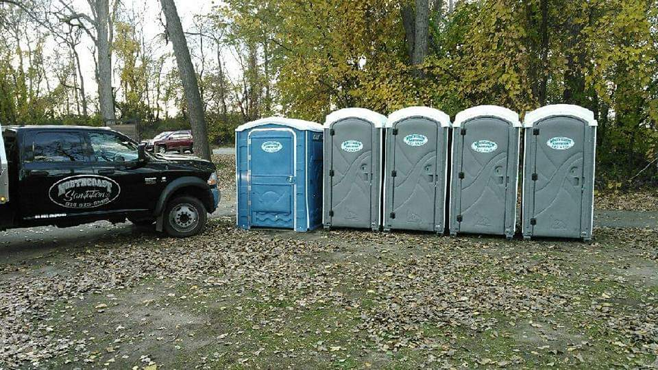 This customer depended on North Coast Sanitation to recommend the correct number of portable toilets for their family reunion so that event participants would not have to wait in long lines to use the bathrooms.